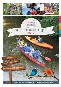 Guide touristique entre Brière et Canal 2019