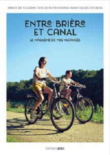 Guide touristique Entre Brière et Canal 2020