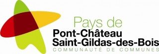 Logo Communauté de Communes Pays de Pont-Château St Gildas des Bois