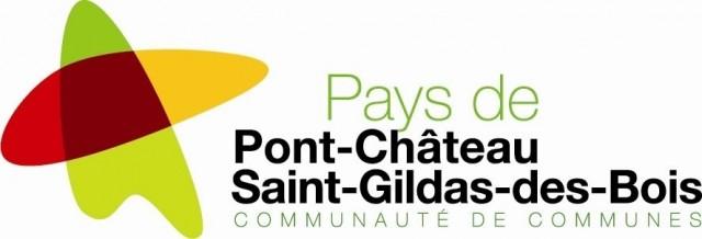 Logo Communauté de Communes Pays de Pont-Château St Gildas des Bois