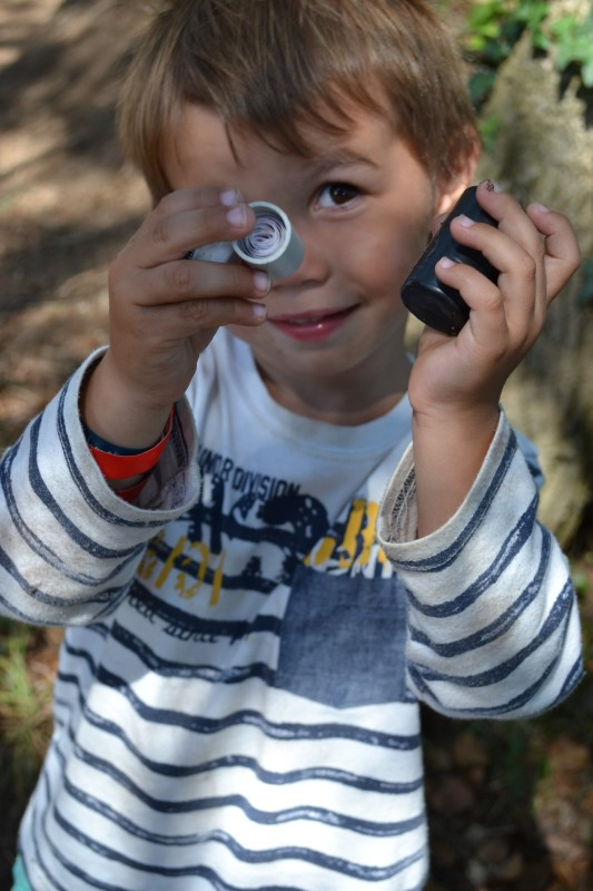 GEOCACHING ENFANT