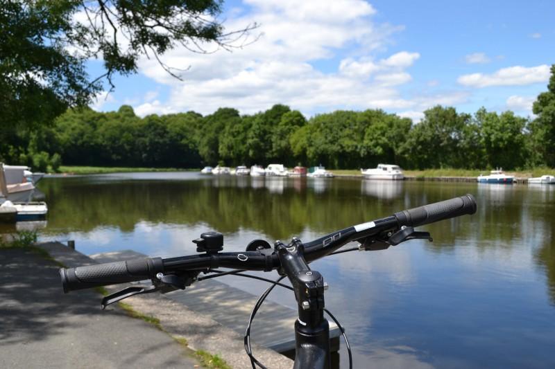 Vélo Canal Guenrouët