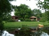 01-Camping Le Deffay - Parc Naturel Régional de La Brière - chalets