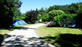 Camping le Bois de Beaumard à Pontchteau en Brière - proche de l'axe Nantes Vannes - arboré et calme