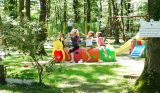 Camping le Bois de Beaumard à Pontchteau en Brière - proche de l'axe Nantes Vannes - Jeux enfants