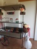 Gite de la Brissais location de salle à St Gildas des Bois bar à bonbons