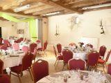 La Ferme du Blanchot, hôtel en Brière -Une des salles du restaurant