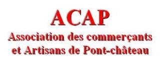 ACAP Association des commerçants et artisans de Pont-Château