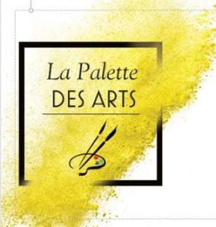Logo la palette des arts