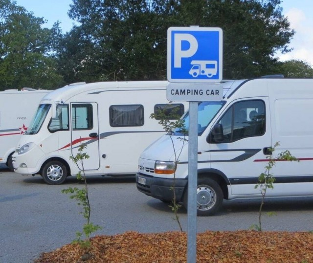 Aire camping car de Drefféac