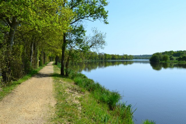 Canal de Nantes à Brest GRP des 3 Rivières Guenrouet
