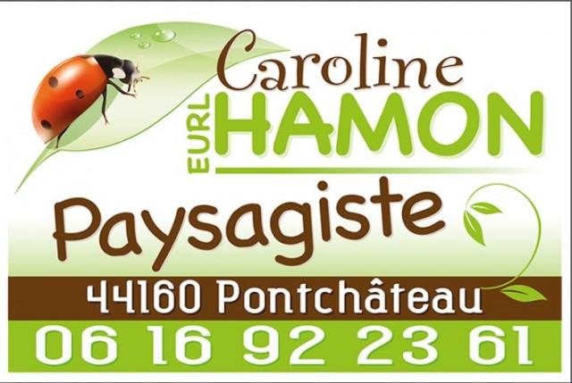 Carte Caroline Hamon Paysagiste