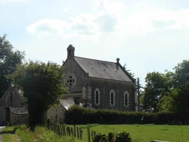 Chapelle St Laurent La Briandais