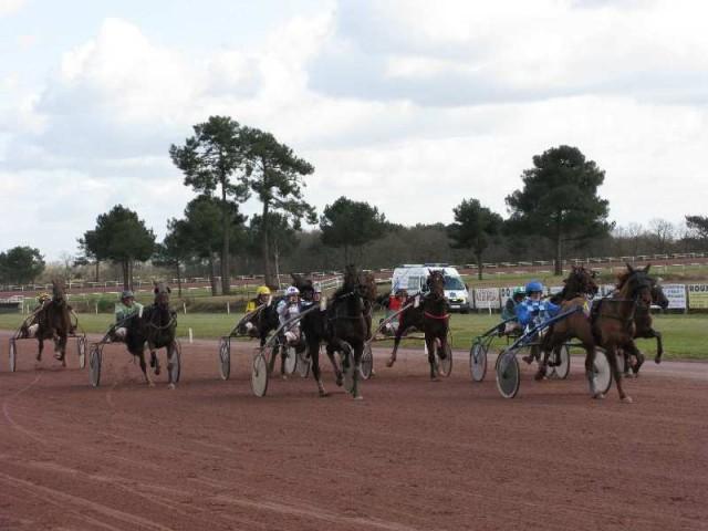 Courses de chevaux à Pont-Château