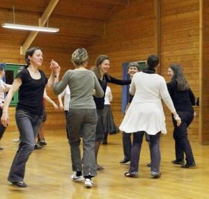 Danse Keili à Pont-Château