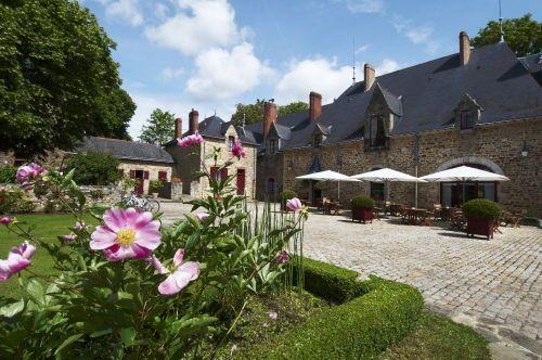 Domaine de la Bretesche - Missillac entre Nantes et Vannes