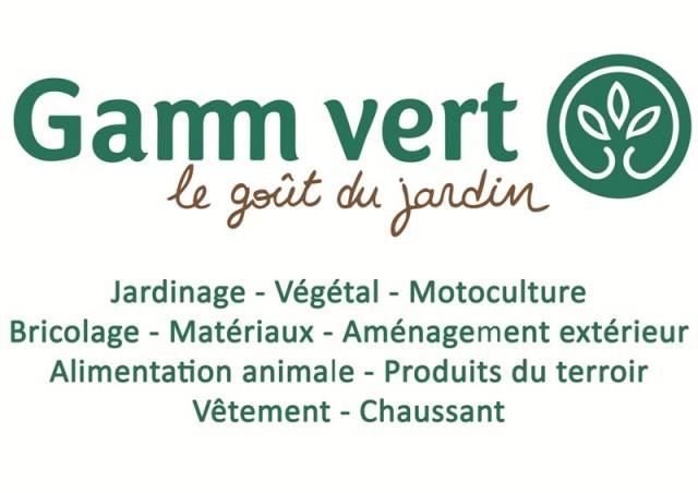 Gamm vert Pont-Château