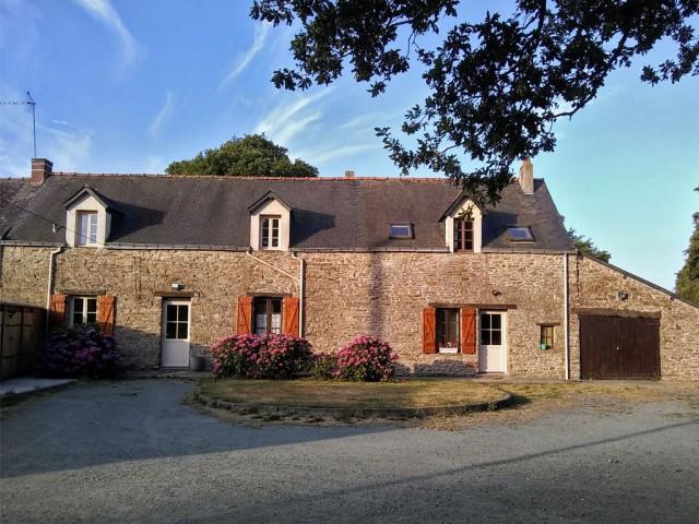 Gite du menhir gite de groupe à Pont-Château