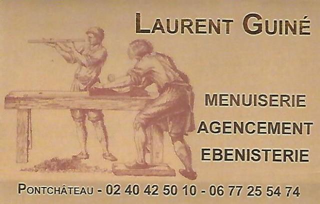 Laurent Guiné Menuiserie