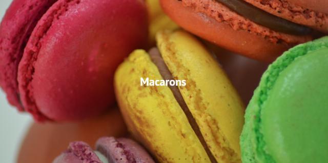 Macaron Maison Perraud Pont-Château
