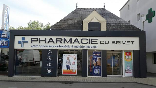 Pharmacie du Brivet