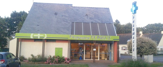 Pharmacie Levesque Ste Reine de Bretagne