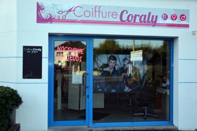 Salon de coiffure Coraly à Besné