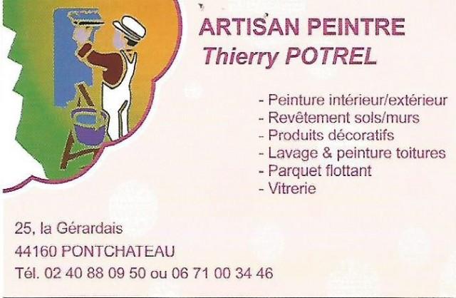 Thierry Potrel Artisan Peintre