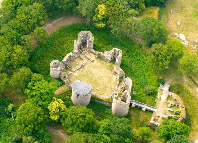 01-Château de Ronrouët-Herbignac