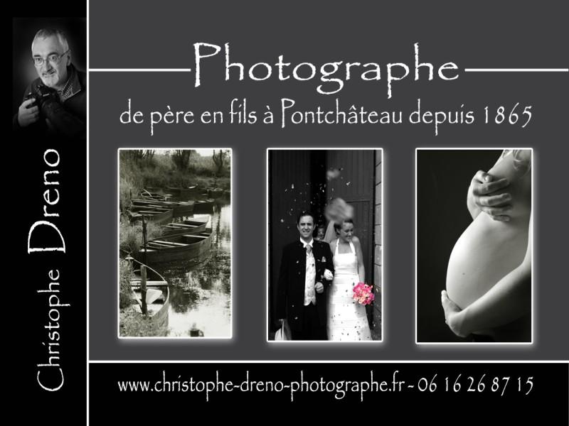 carte photographe Dréno