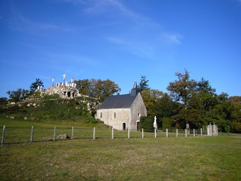 Chapelle du Calvaire de Pont-Château