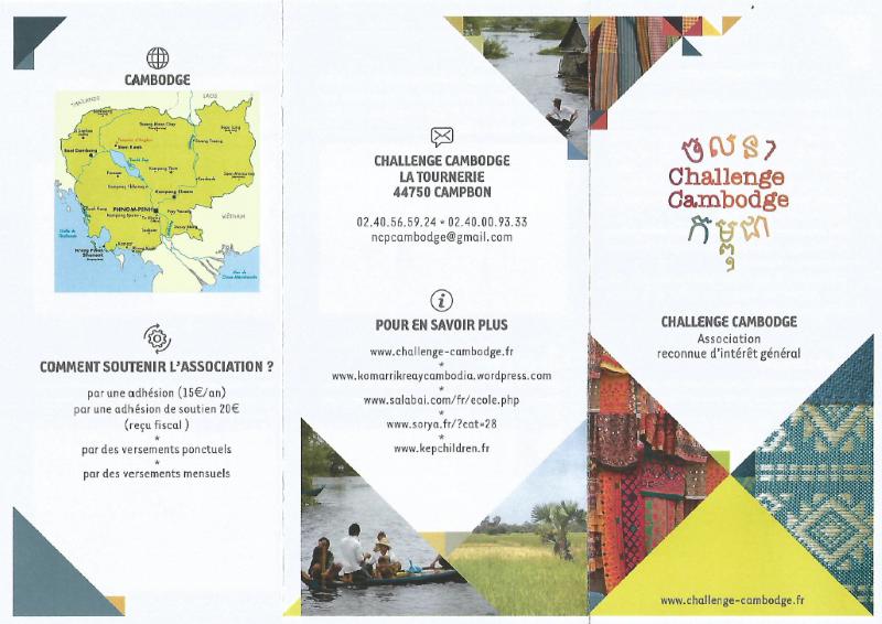 Flyer Challenge Cambodge