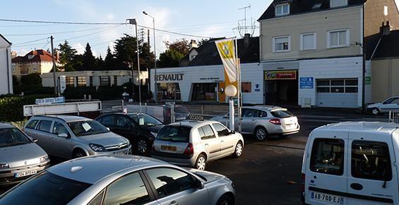 Garage de Bretagne