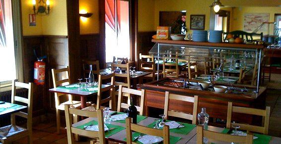 Hôtel le Relais de Beaulieu proche de l'axe Nantes Vannes en Brière- restaurant