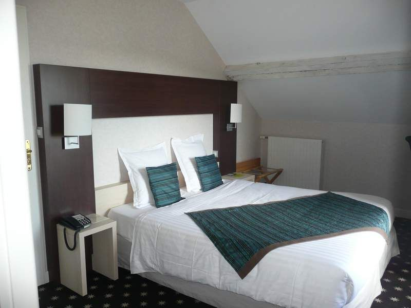 La Ferme du Blanchot, hôtel en Brière - Chambre double
