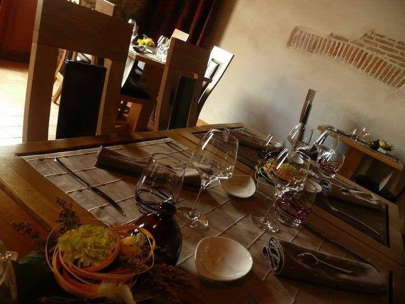 La Ferme du Blanchot, hôtel en Brière - Salle de restaurant