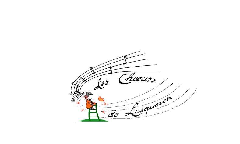 Logo Choeurs de Lesqueren