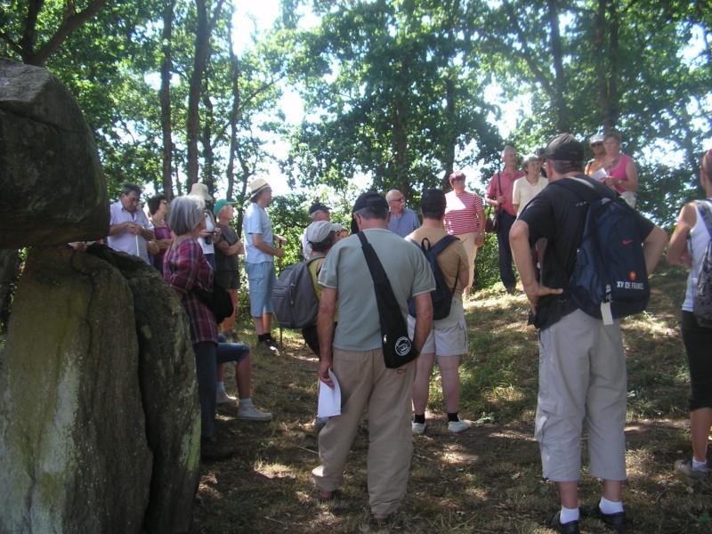 promenade découverte du patrimoine Crossac