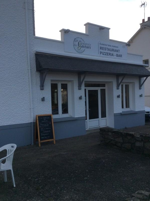 Restaurant le comptoir des saveurs à Ste Reine de Bretagne