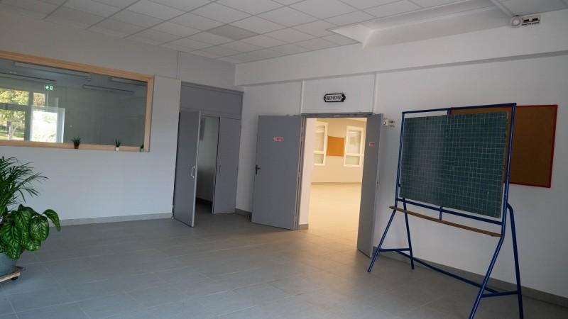 Salle de la Pierre Folle