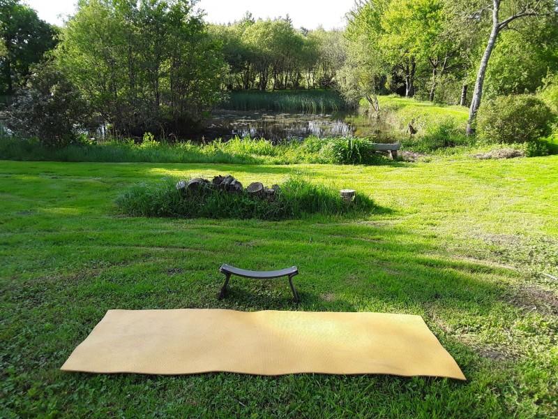 Terre de yoga