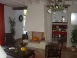 gîte à St Gildas des Bois salon séjour