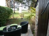 Salon de jardin à disposition