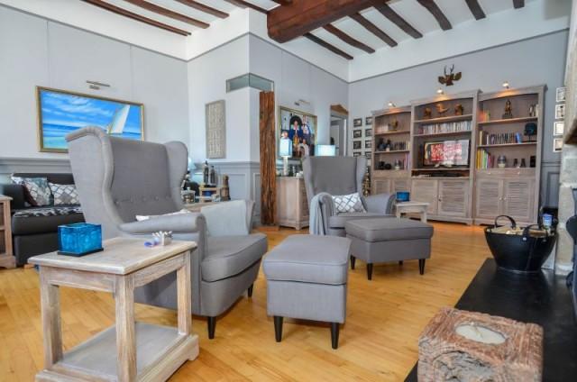 01-Appartement 4 personnes - Le logis des Ducs
