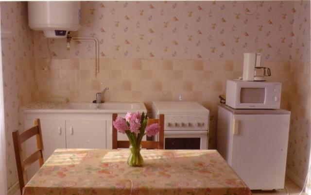 01-Appartement  4 personnes - Mme Leroux