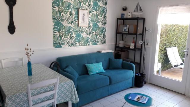 Holiday house la Saline for 5 people- Mr & Mrs Vitte