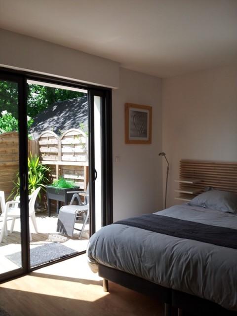 Chambre dans maison à Plessé près du canal de Nantes à Brest