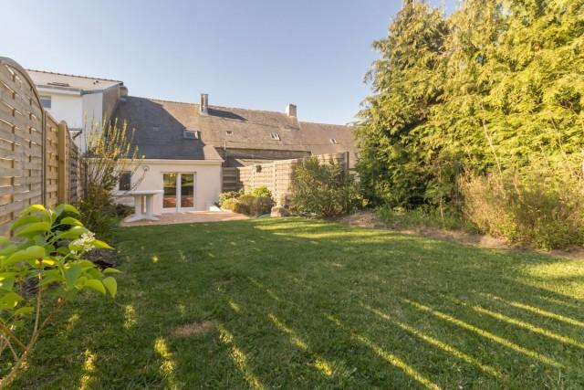 Location de vacances -Gite 44G307601- jardin- La Baule