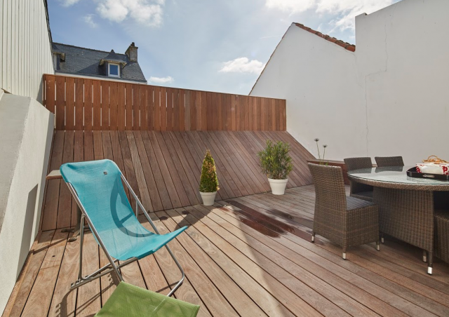 Maison  Quai Saint Paul - La Turballe - Terrasse