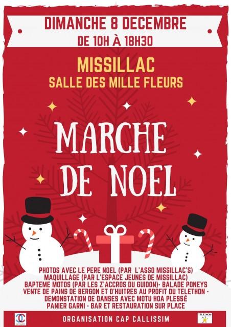 Marché de Noël à Missillac